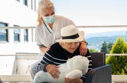 Innovadoras terapias no farmacológicas para personas con demencia