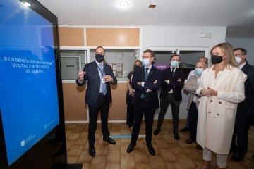 Los centros de mayores públicos de Galicia se convertirán en residencias inteligentes