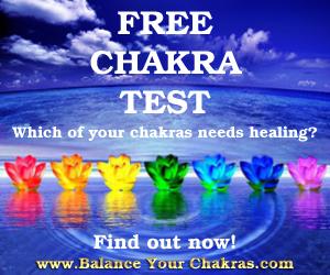 Free Chakra Test : Balance Your Chakras
