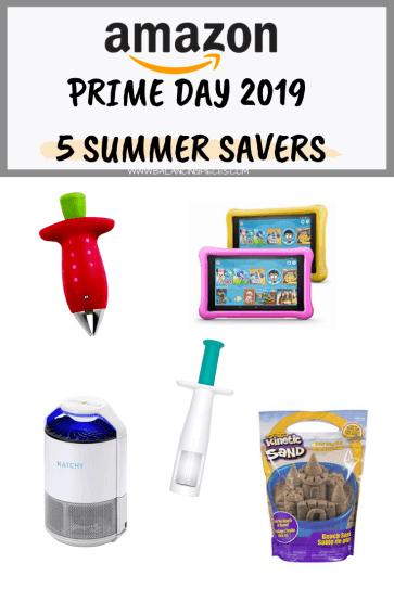 Amazon Prime Day 2019 - 5 Summer Savers