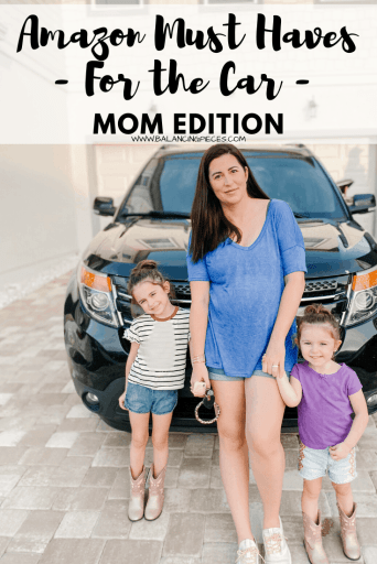 Amazon Must Haves - For the Car - Mom Edition