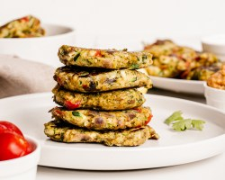 Easy and Delicious Broccoli and Zucchini Fritters