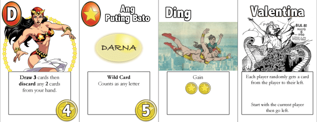 Second Darna Deckbuilder