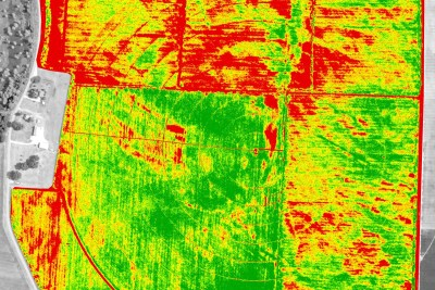 Precision Agriculture Mapping Variable Rate Corn Zones