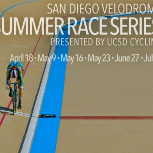 Take your wheels for a spin at the Velodrome