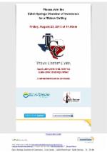 TexanCredi Corp Ribbon Cutting