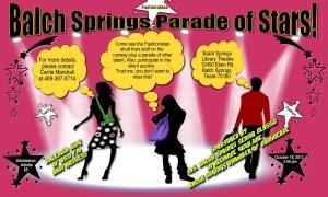 BSprings Parade of Stars