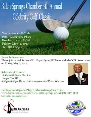 2015Celebrity Golf Classic