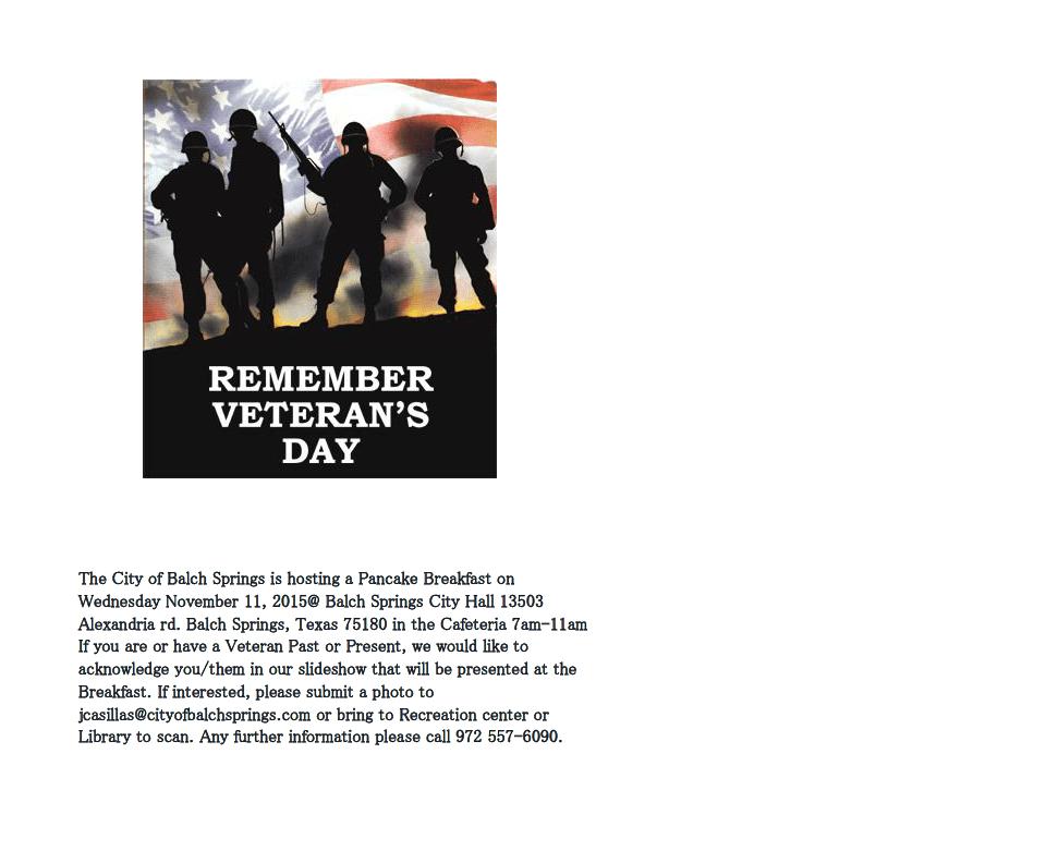 VeteransPancake Breakfast_November 11