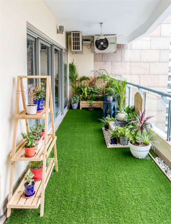 real like artificial grass for balcony floors unique on Artificial Garden For Balcony id=85989