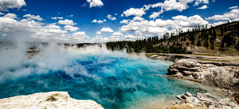 Balderramas in Yellowstone