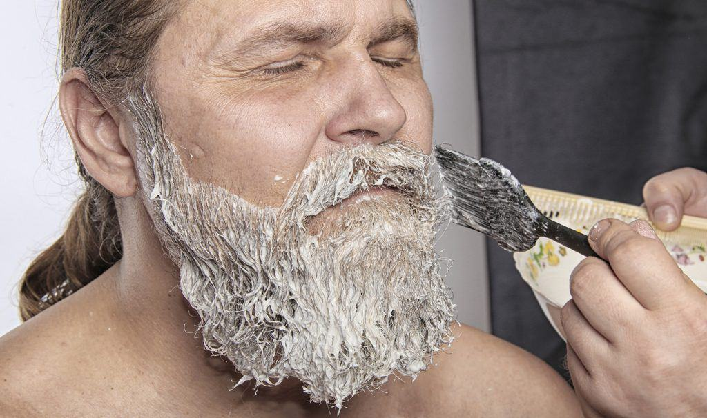 How To Dye Your Beard In 9 Easy Steps Simple Beard