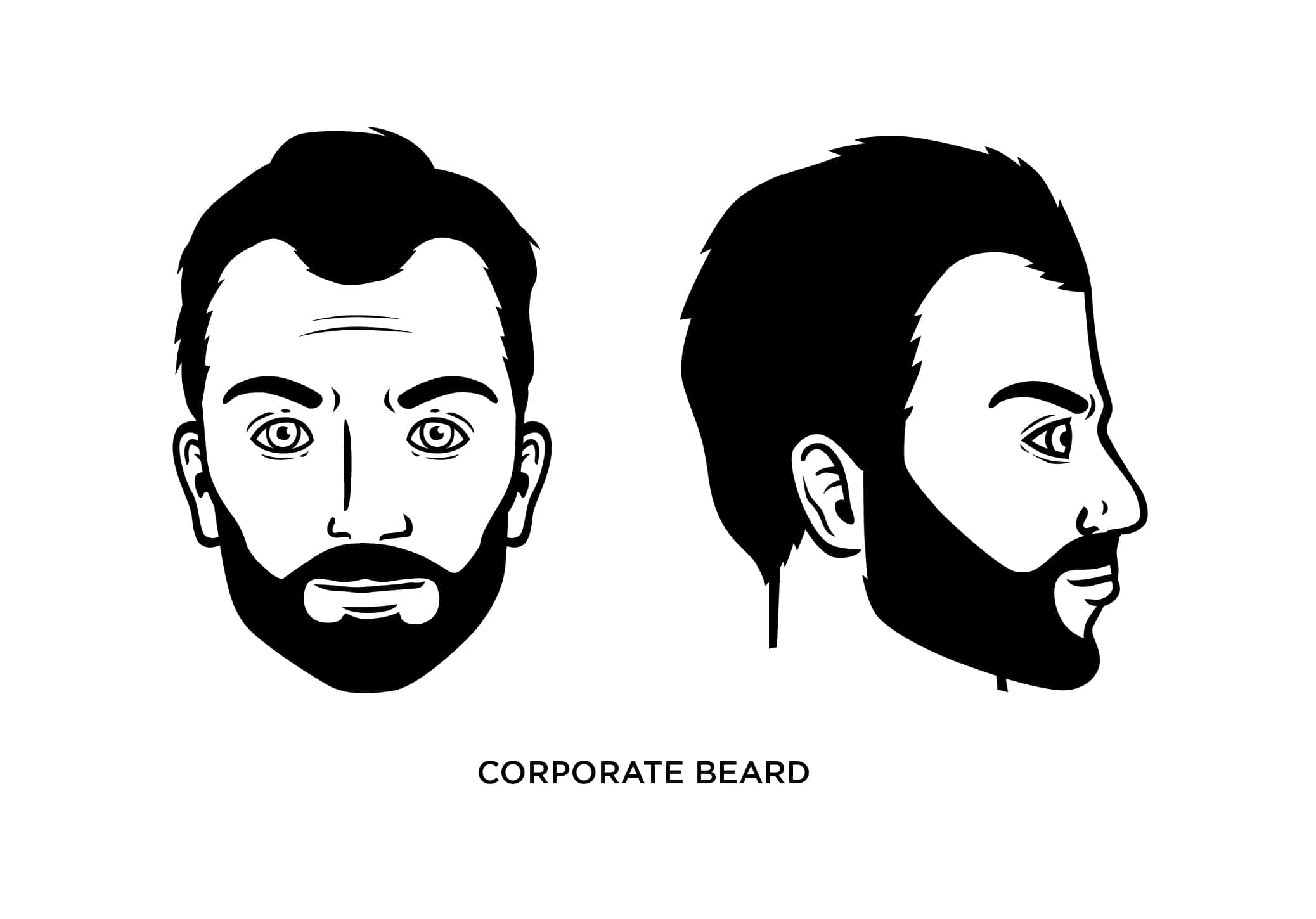 The Corporate Beard Style How To Grow Guide Examples