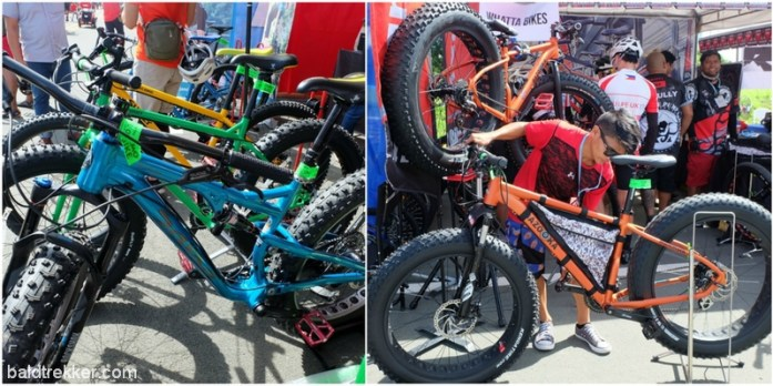 Philippine bicycle demo day