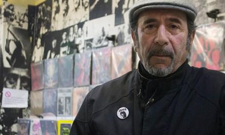 """Xurxo Pérez: """"Os músicos tamén comen e a música, ainda que é unha arte, tamén é un traballo"""""""