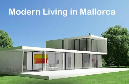 Concrete Modular Villas In Mallorca A New Concept For