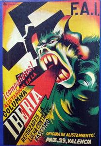 ¡No Pasarán! Memori del successo ottenuto dagli Andoriani nella campagna di reclutamento durante la guerra contro Gor & Sodali, il Fronte Anarchico Iberico ha voluto replicarne parte della grafica dei manifesti: buono il numero di coscritti arrivati, peggio è andata la guerra…