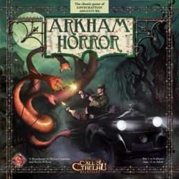Arkahm Horror