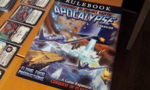 Ed ecco il manuale di Acocalypse, ottimo investimento per apprezzare appieno CoPE