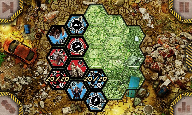 Risultati immagini per neuroshima hex gioco