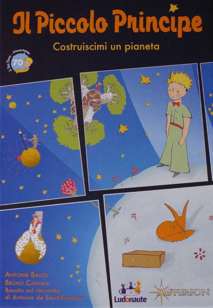 La copertina richiama subito le illustrazioni del libro.