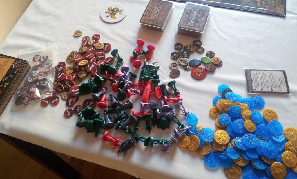 Miniature, miniature e ancora miniature! Anche le monete sono molto carine.