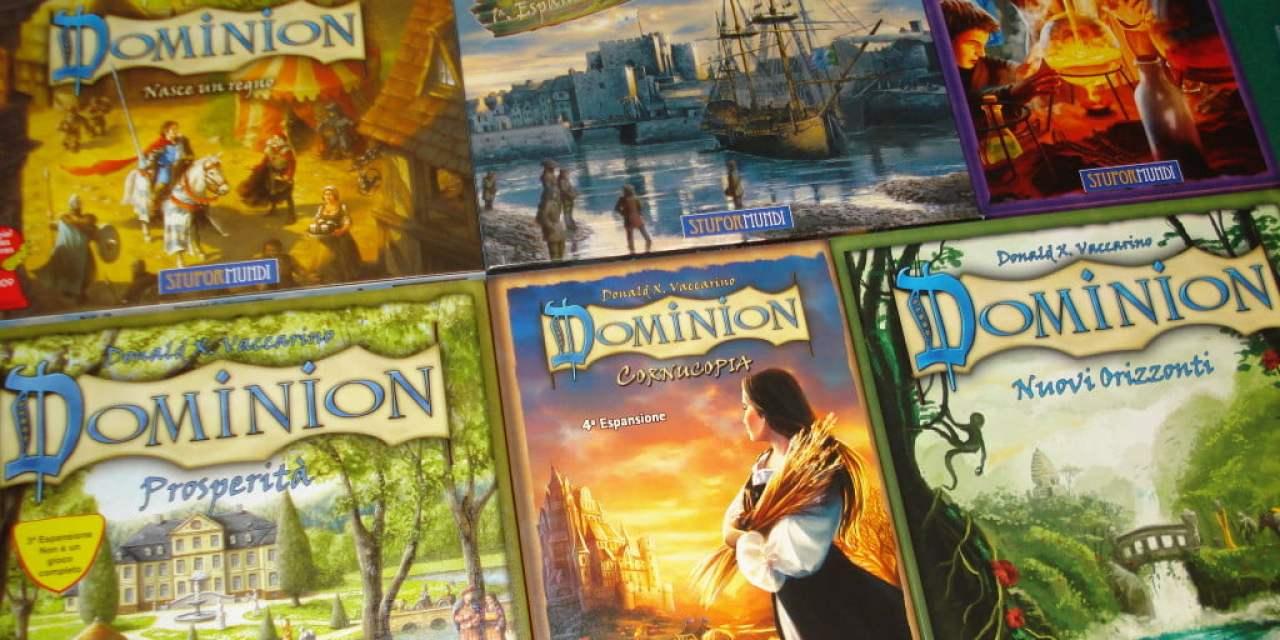 Dominion e espansioni