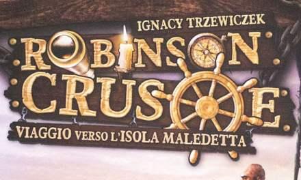 Robinson Crusoe: Viaggio verso l'isola maledetta
