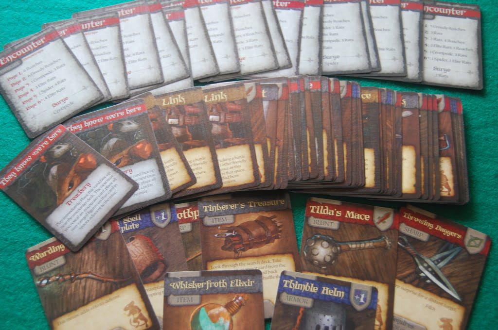 le carte di gioco