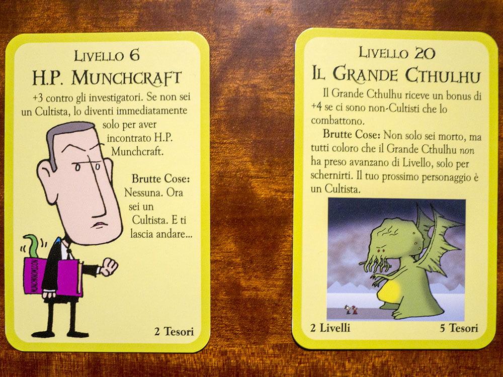 Abbiamo scritto Lovecraft? Scusate, volevamo dire... Munchcraft!