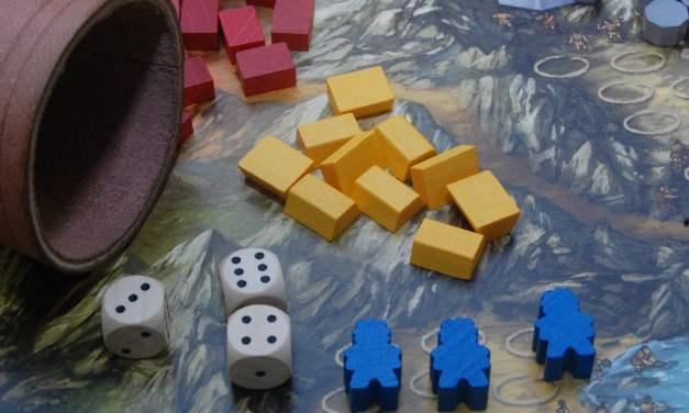 Eurogame for dummies: Stone Age