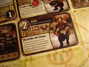 Gror è uno dei Campioni più forti del gioco, a detta di molti... e il martellone non promette nulla di buono!