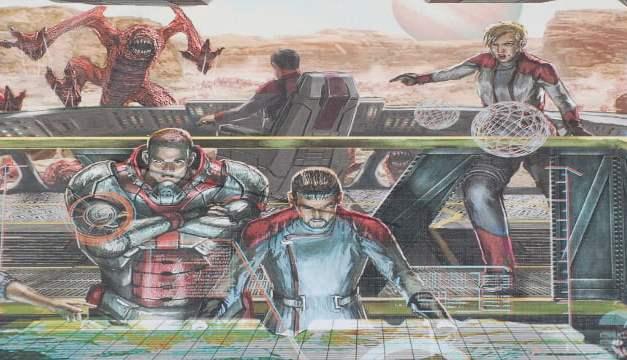 Kickstarter for Dummies: Alien Uprising