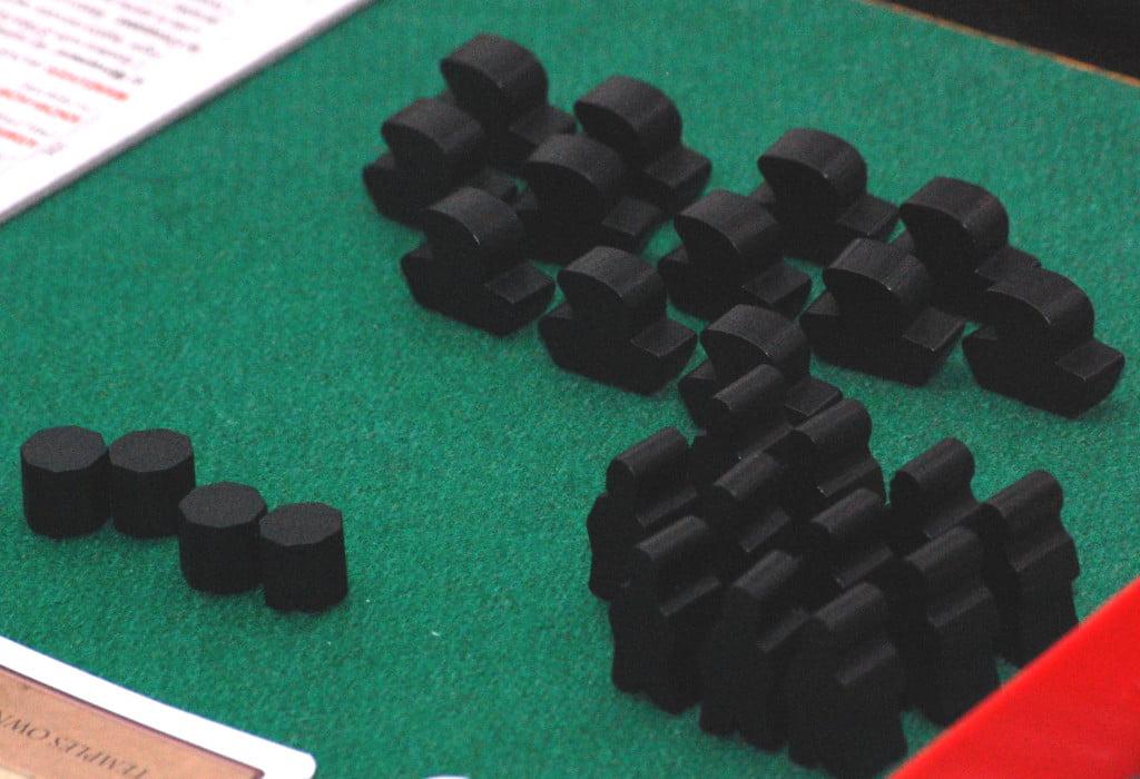 Un esercito in attesa di essere costruito.