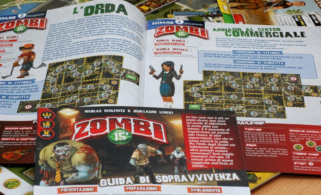 """I manuali, ben realizzati, mostrano la vocazione del gioco, molto lontana da una seria modellazione degli """"urban fight"""""""