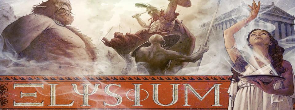 Elysium, un ottimo card game per giocatori esperti.