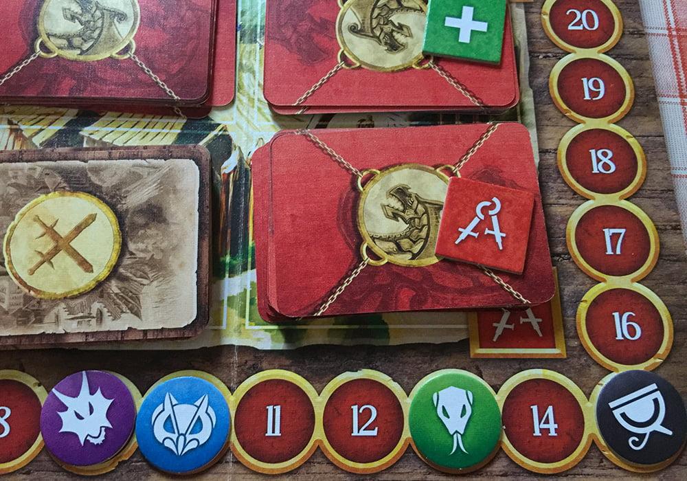 L'Occhio della Loggia ha vinto questa partita (per la cronaca, nessuno dei giocatori apparteneva a questa fazione).