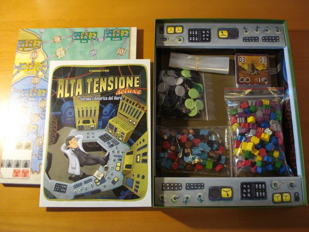 Unboxing di Alta Tensione