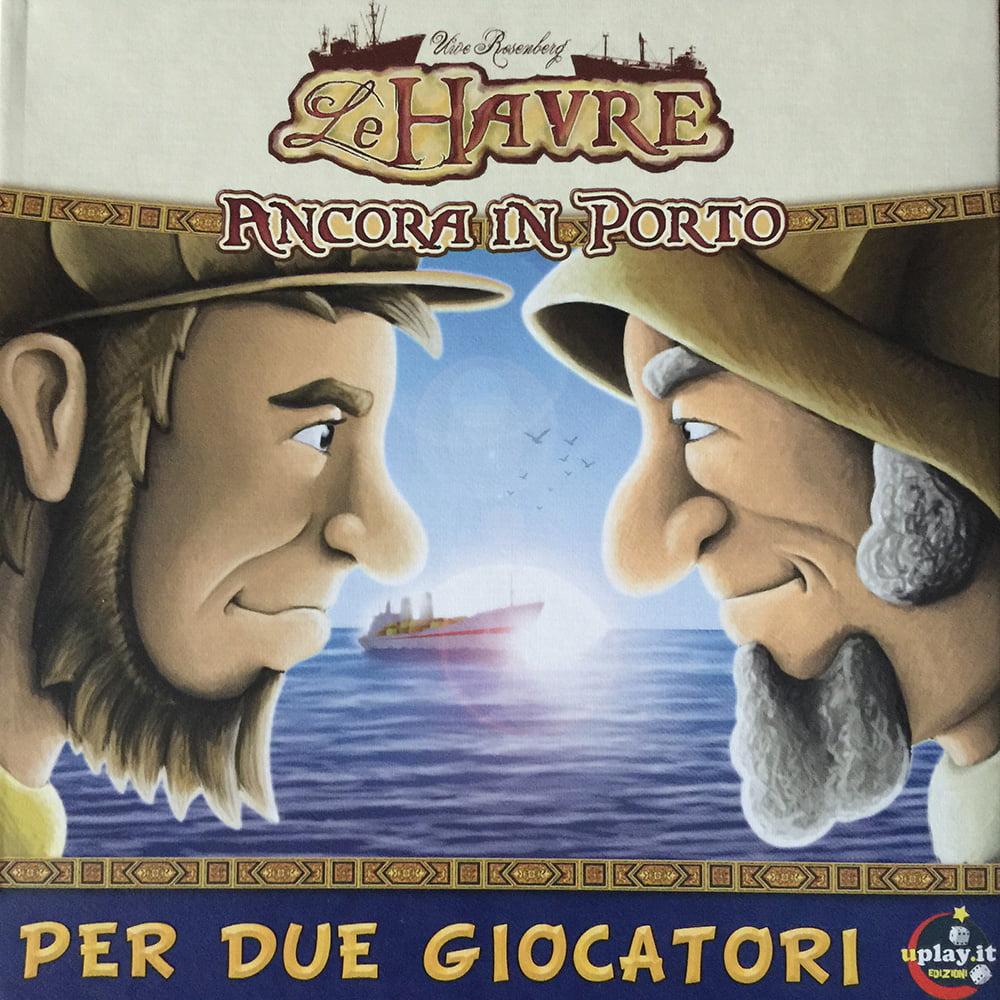 """La copertina del gioco: è chiaro che è solo """"per due giocatori""""?"""