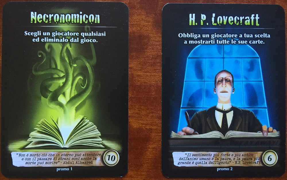 Qualcuno ha detto Lovecraft?