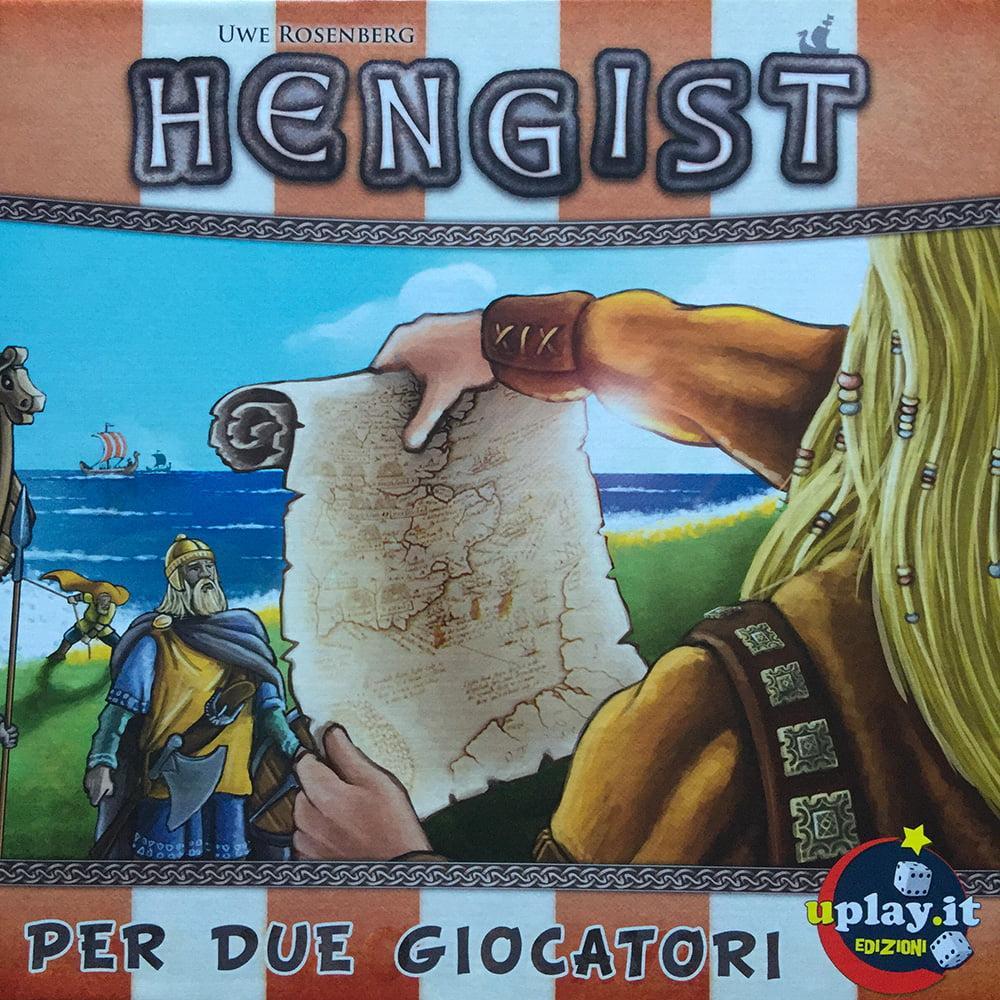 La copertina del gioco, che mette subito in evidenza il numero dei giocatori.