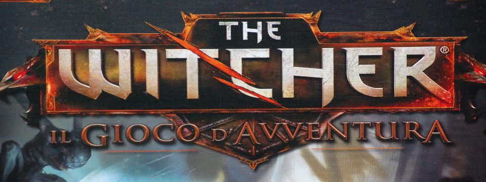 The Witcher il gioco di avventura