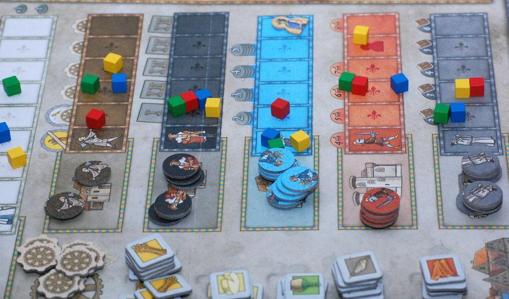 Il cruscotto del gioco contiene molte informazioni: imparate a leggerle e tutto sarà sotto controllo!