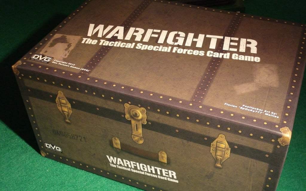 Warfighter Footlocker – DVG