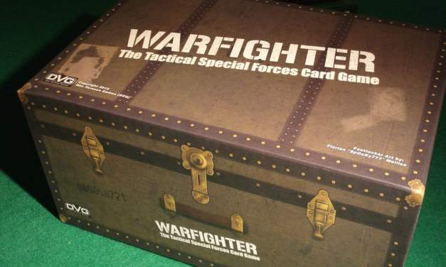 Warfighter Footlocker – DVG