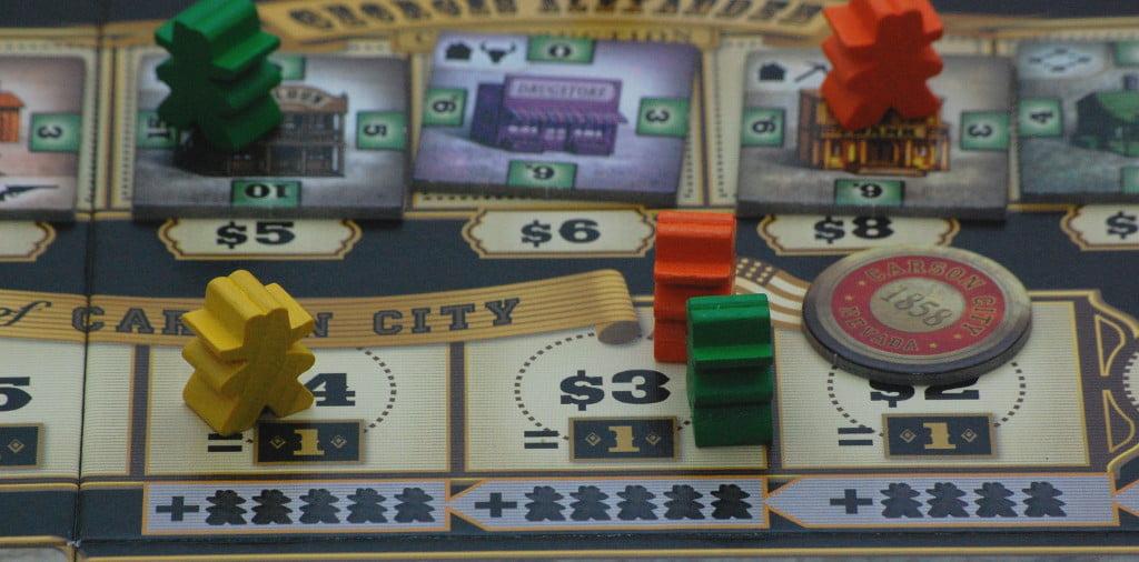 Le caselle compra punti sono spesso oggetto di contese.