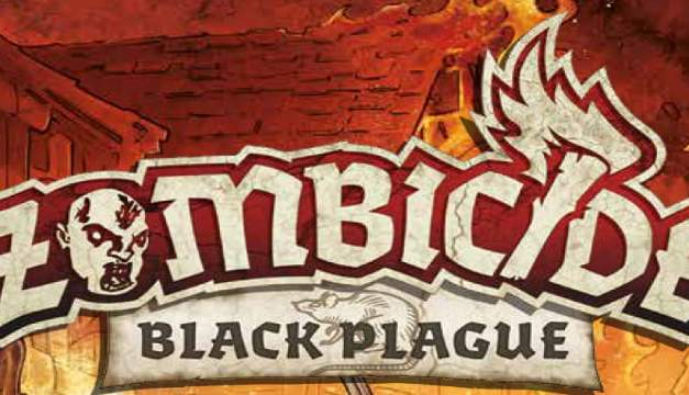 Zombicide Black Plague