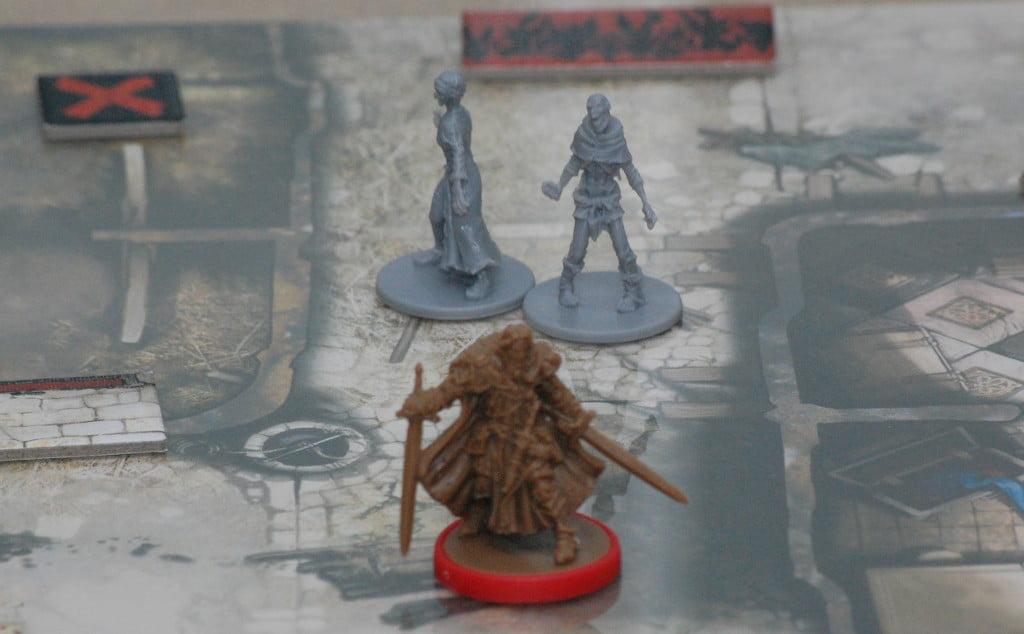 Talvolta fuggire significa trascinarsi dietro orde di zombie che non infastidiscono il resto del gruppo.