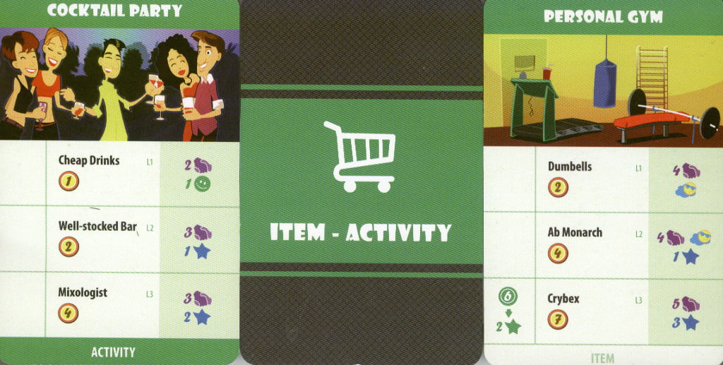 Le attività