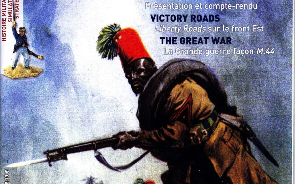 Wargames: VAE VICTIS n° 125